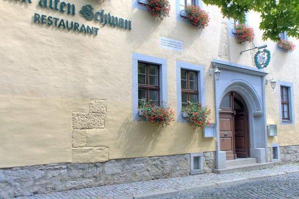 Hotel Kramerbrucke Erfurt - фото 22