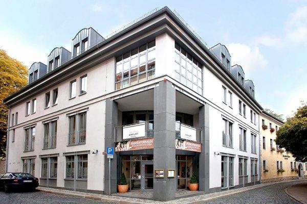 Hotel Kramerbrucke Erfurt - фото 23