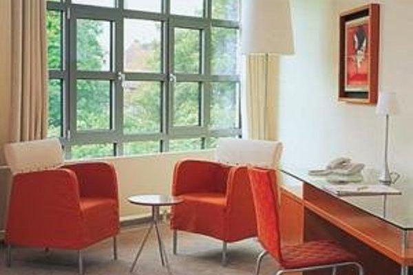 Hotel Kramerbrucke Erfurt - фото 8