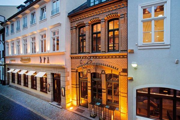 Hotel Zumnorde Am Anger - фото 20
