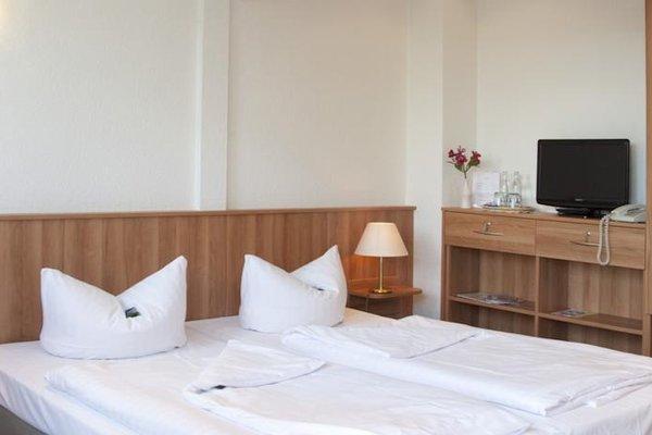 Hotel and Restaurant Gartenstadt - фото 50