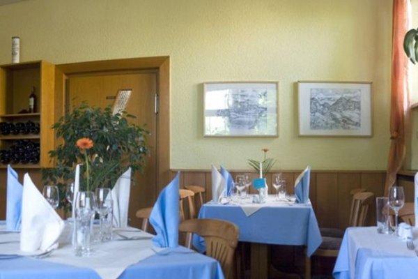 Hotel and Restaurant Gartenstadt - фото 12