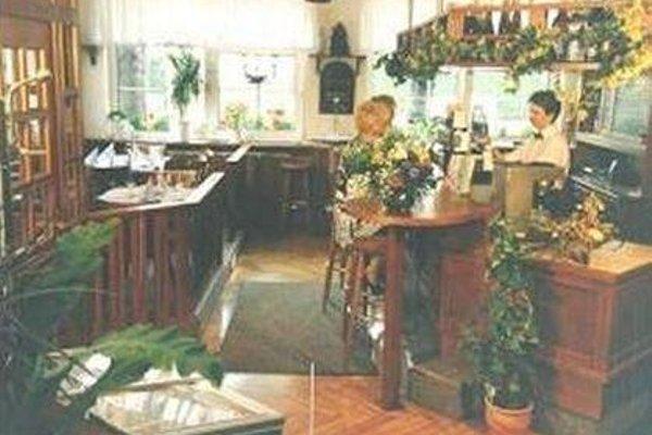 Hotel and Restaurant Gartenstadt - фото 13