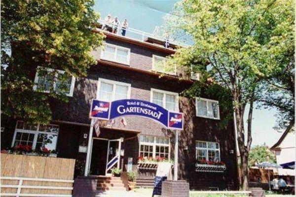 Hotel and Restaurant Gartenstadt - фото 19