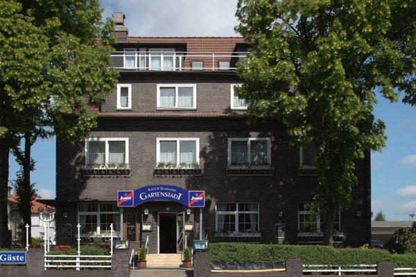 Hotel and Restaurant Gartenstadt - фото 20
