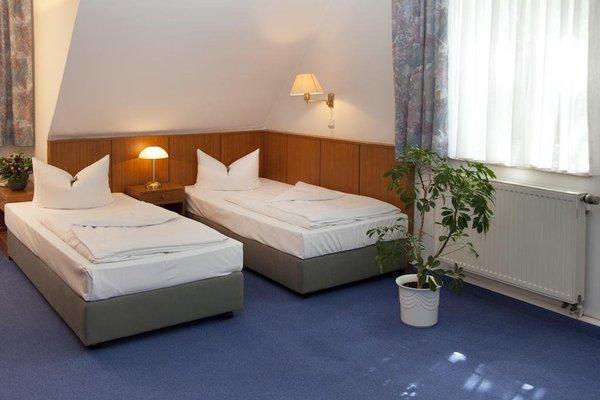 Hotel and Restaurant Gartenstadt - фото 3