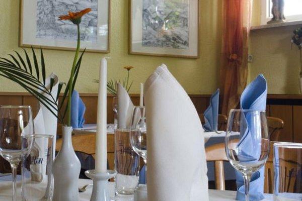 Hotel and Restaurant Gartenstadt - фото 9