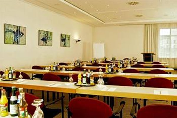 InterCityHotel Erfurt - фото 10