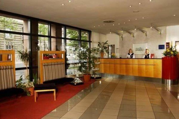 InterCityHotel Erfurt - фото 15