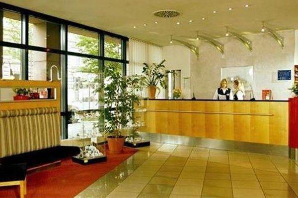 InterCityHotel Erfurt - фото 16