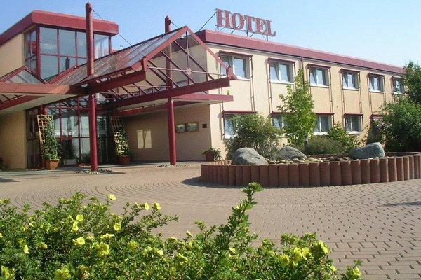 Airport Hotel Erfurt - фото 22