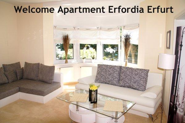 Apartment Erfordia Erfurt am Egapark - фото 39