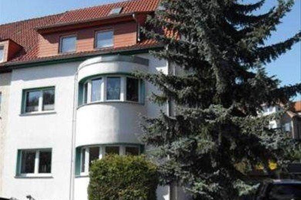 Apartment Erfordia Erfurt am Egapark - фото 22