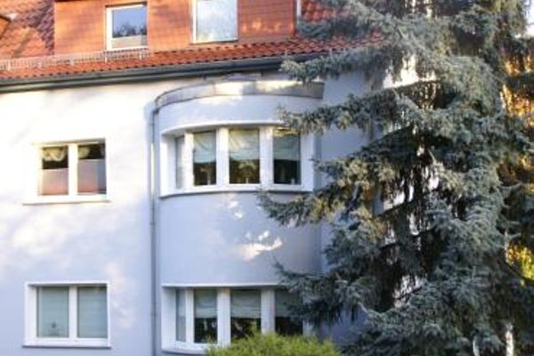 Apartment Erfordia Erfurt am Egapark - фото 23