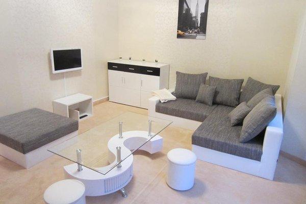 Apartment Erfordia Erfurt am Egapark - фото 4