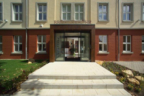 Hotel Bruhlerhohe - фото 22