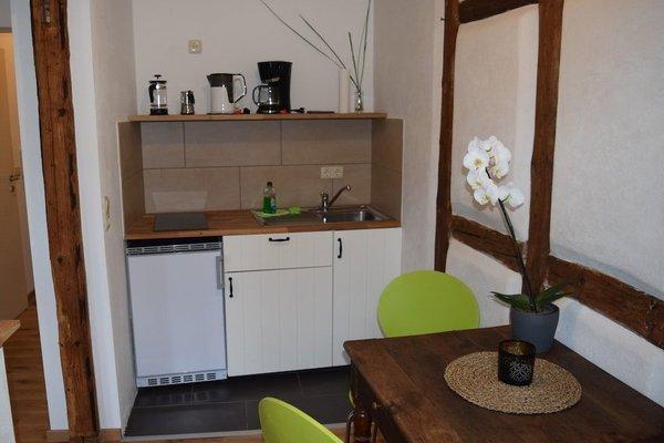 Stella Apartments am Erfurter Dom - фото 8