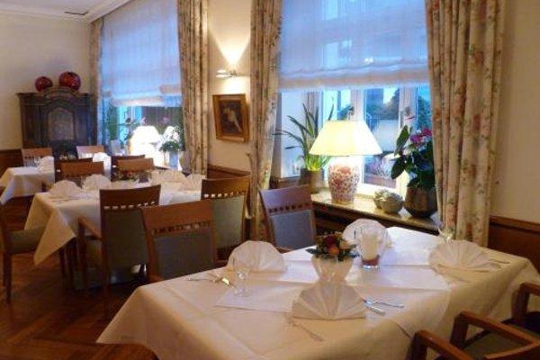 Hotel Lindenhof - фото 11