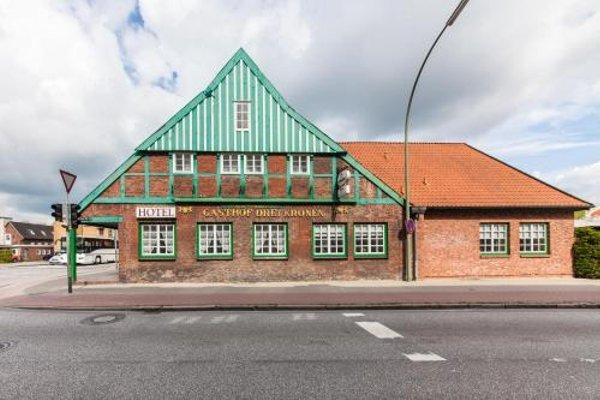 Novum Hotel Drei Kronen - фото 20