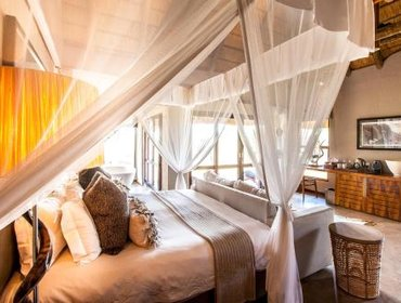 Guesthouse Nambiti Hills Private Game Reserve