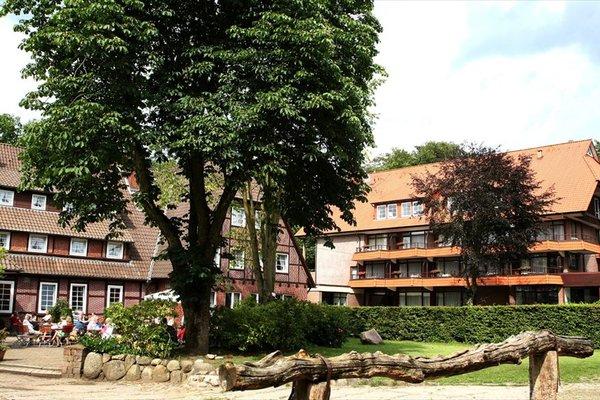 Hotel Hof Sudermuhlen - фото 21