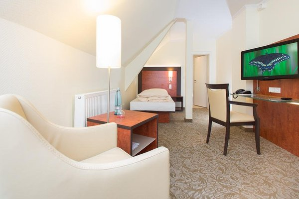 Hotel Hof Sudermuhlen - фото 4