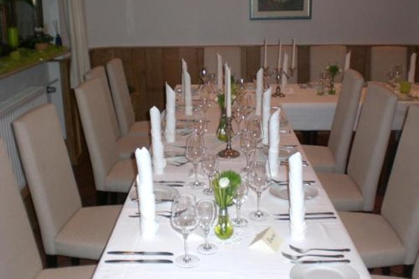 Hotel-Restaurant Neckarperle - фото 10