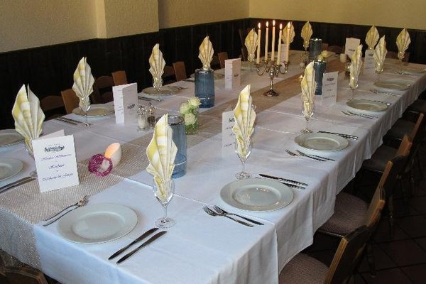 Hotel-Restaurant Neckarperle - фото 14