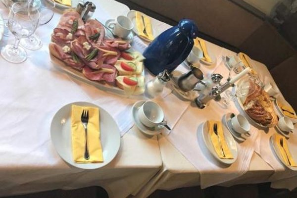 Hotel-Restaurant Neckarperle - фото 16