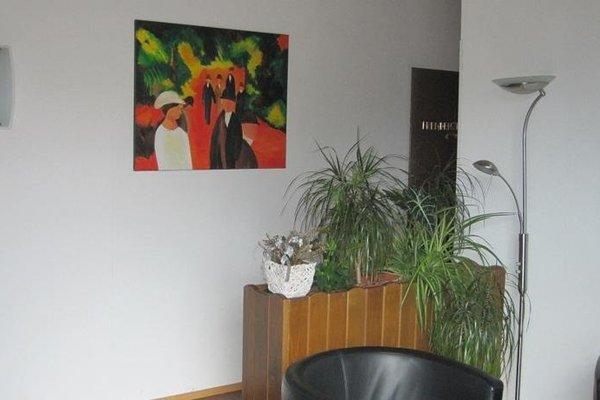 Hotel-Restaurant Neckarperle - фото 5