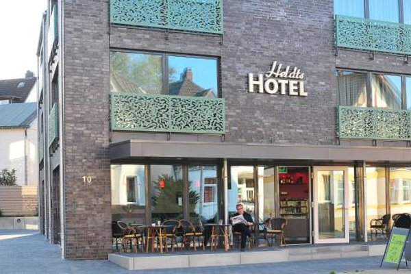 Heldts Hotel - фото 15