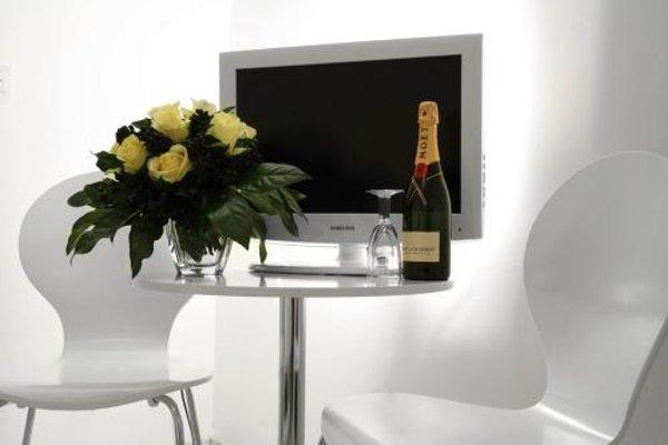 Hotel Villa Falkenberg - фото 38
