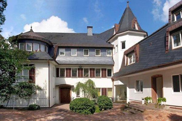 Hotel Villa Falkenberg - фото 19
