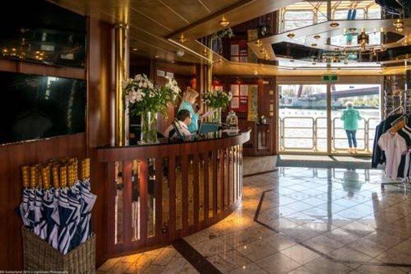 Regis Hotelschiff Dusseldorf 3 - фото 7