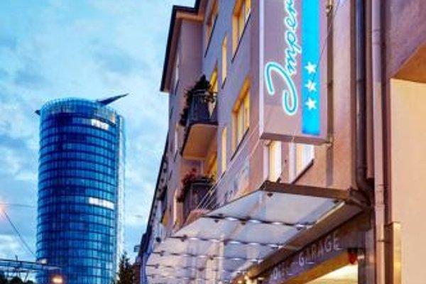 Hotel Imperial Dusseldorf - Superior - 23