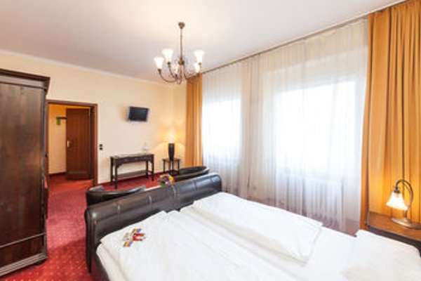 Hotel An Der Oper Dusseldorf - фото 4