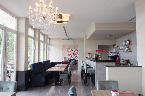 Hotel Fahrhaus am Rhein - фото 12