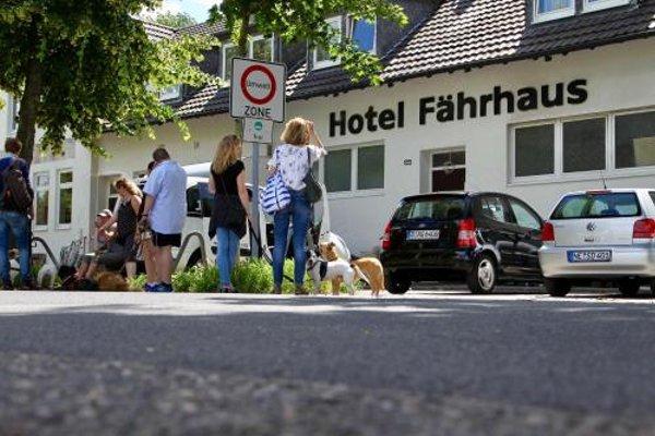 Hotel Fahrhaus am Rhein - фото 20