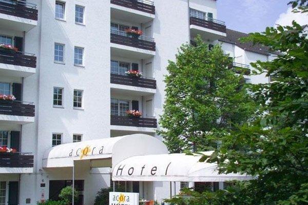 acora Hotel und Wohnen - фото 22