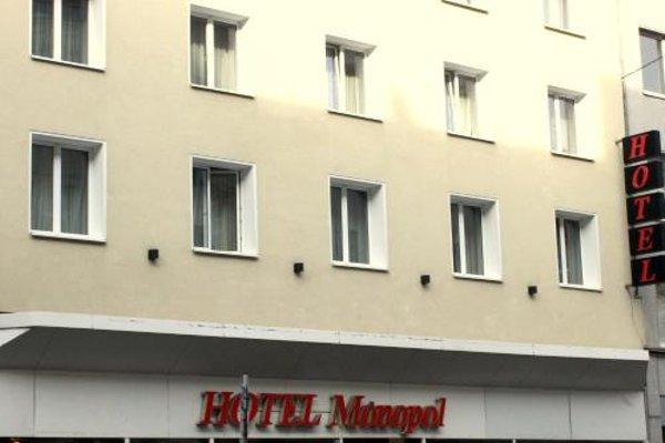 Отель Monopol - 23