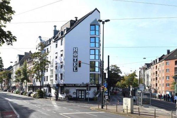 Hotel Am Spichernplatz - фото 22