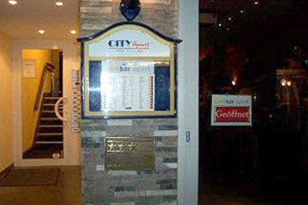 City Apart Hotel - 20