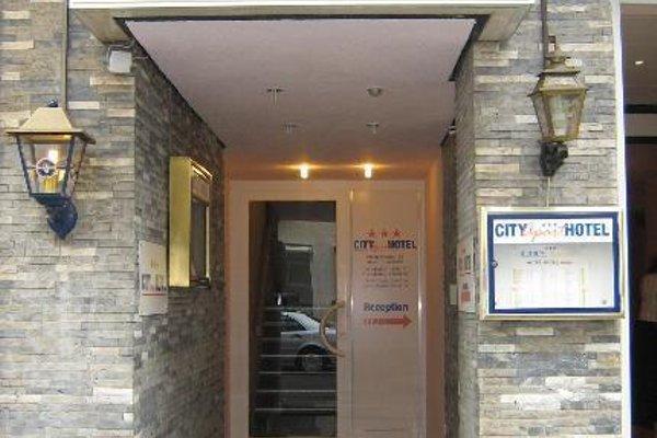 City Apart Hotel - 21