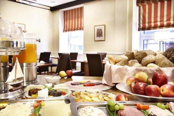 Best Western Hotel Dusseldorf City (ех. Best Western Hotel Majestic) - фото 13