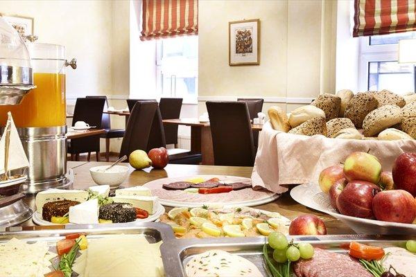 Best Western Hotel Dusseldorf City (ех. Best Western Hotel Majestic) - фото 14