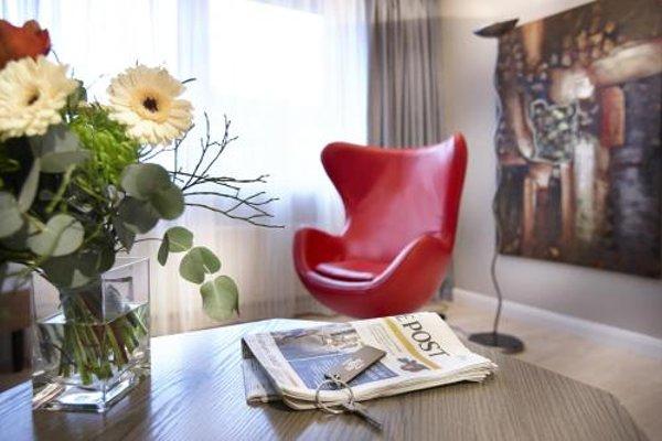Best Western Hotel Dusseldorf City (ех. Best Western Hotel Majestic) - фото 5
