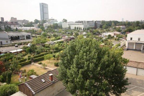 Hotel Am Vogelsanger Weg - фото 20