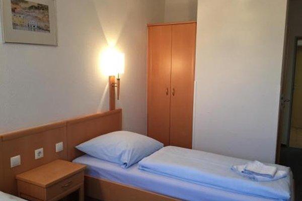 Hotel Am Vogelsanger Weg - фото 4