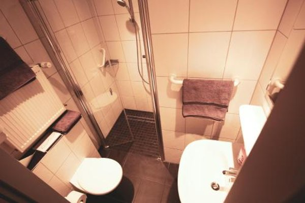 Hotel Am Vogelsanger Weg - фото 7