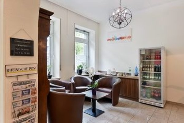 Hotel Schumacher Dusseldorf - фото 13